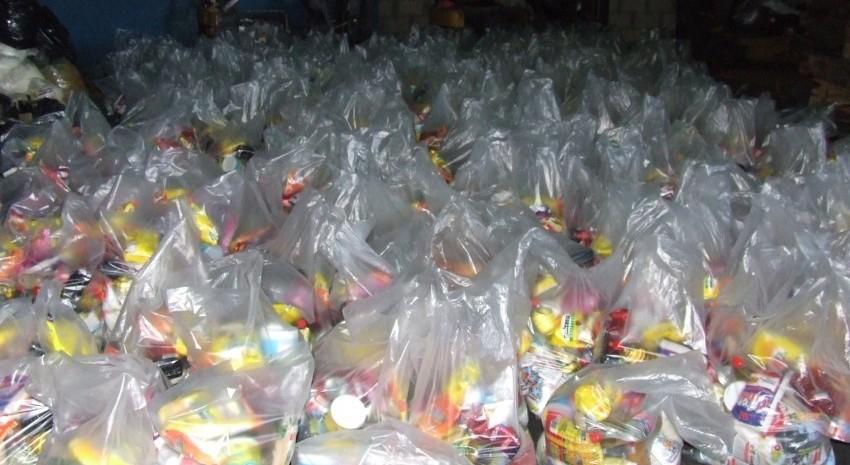 bolsas de alimentos