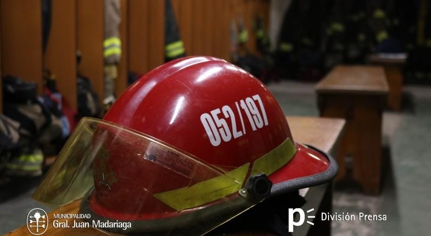 bomberos casco