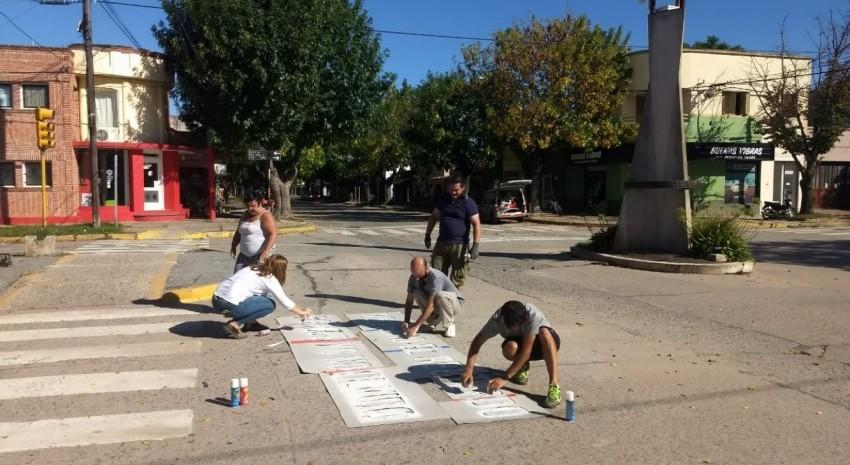 calles pintadas