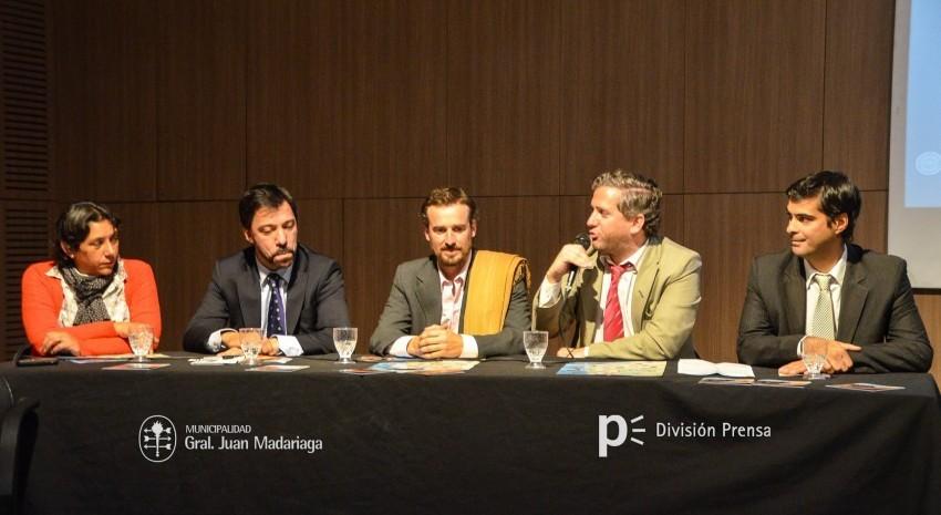 La integraci�n regional es una realidad: Se present� oficialmente la oferta tur�stica �Caminos del Tuy�