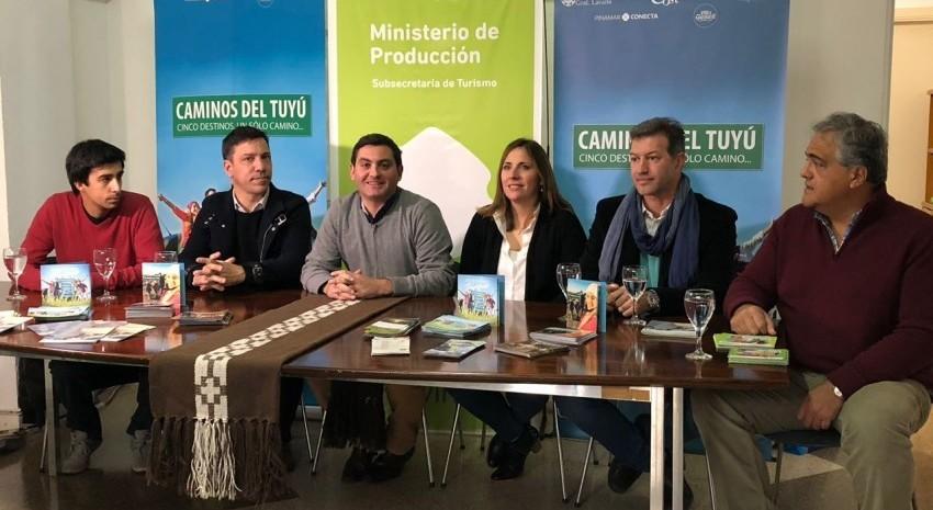 Turismo presentó Caminos del Tuyú en Mar del Plata
