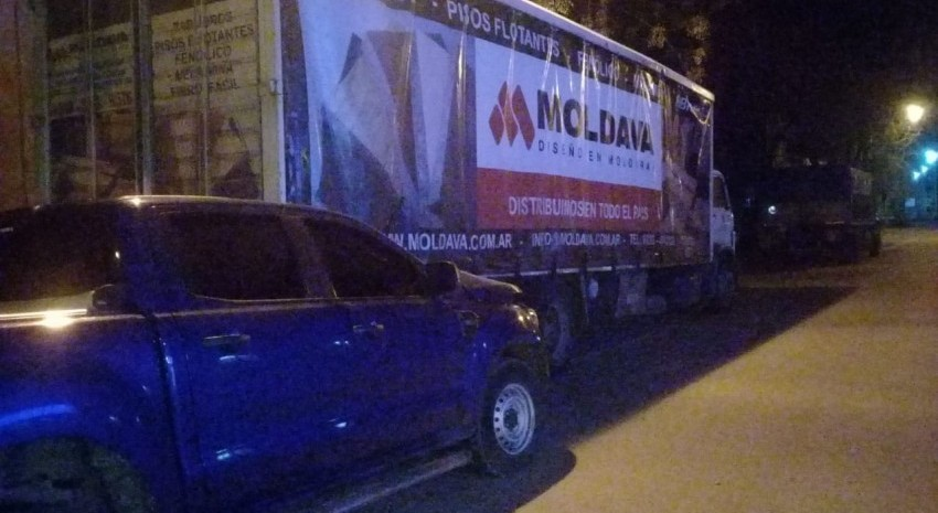 camion camioneta
