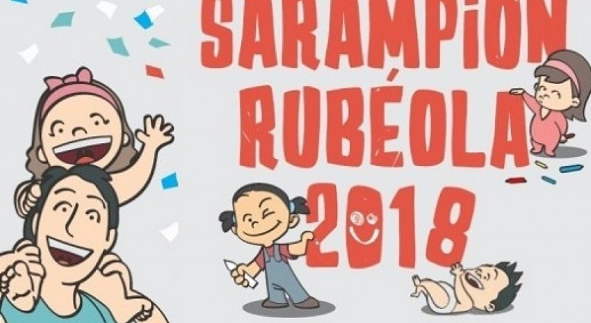 campaña rbeola