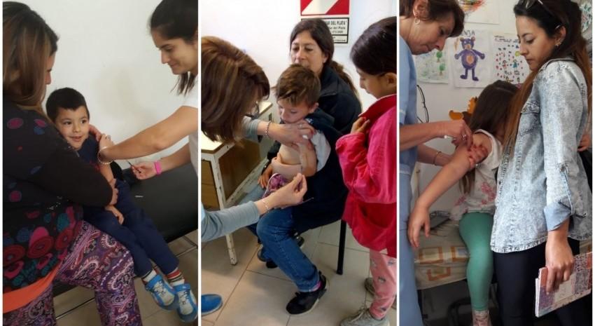 campaña vacunacion