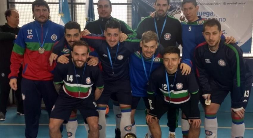 Copa Madariaga: Avefa se consagró campeón del torneo de Futsal