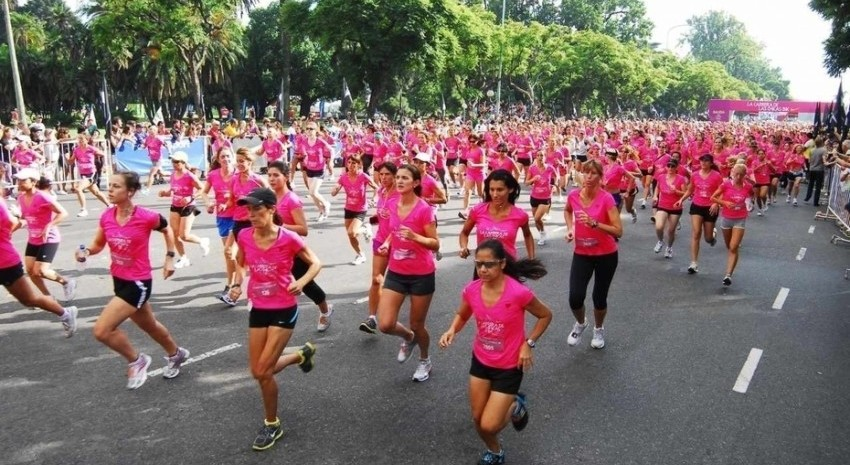 Avanza la organización de la carrera por el Día de la Mujer
