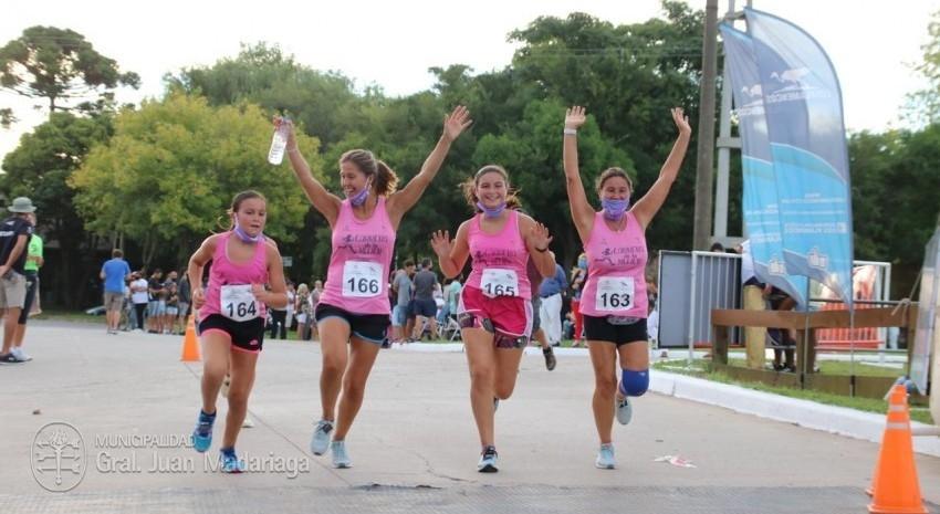 Leticia Rodríguez Cisneros se quedó con las 6º edición de la carrera de la Mujer
