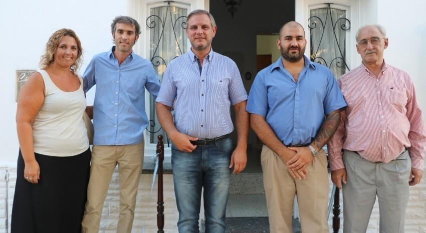Quedó inaugurada la residencia estudiantil de Madariaga en Tandil