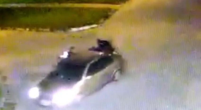 Choque moto y auto
