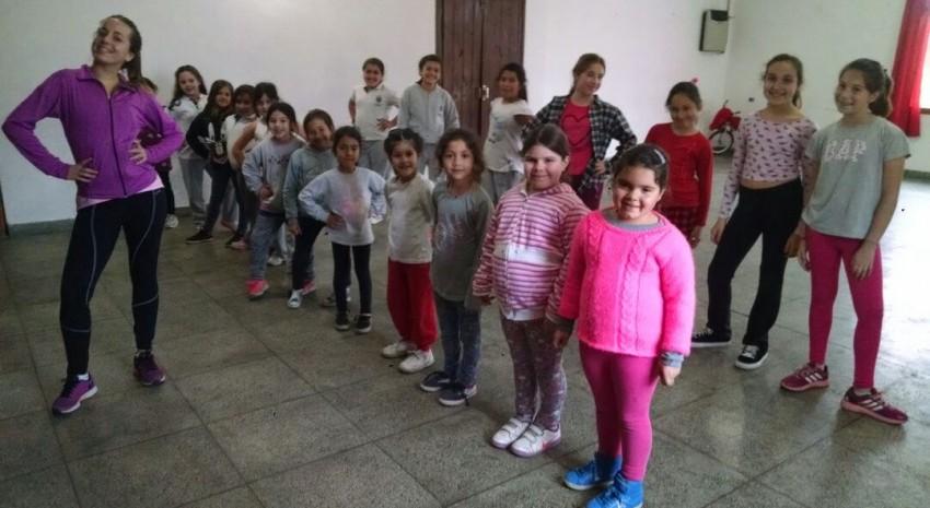 clases de gimnasia infantil