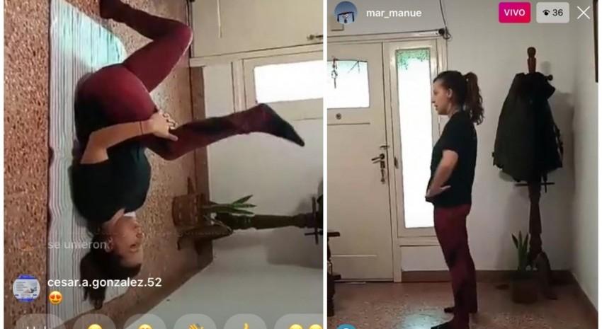Hoy hay clases de stretching: estiramiento consciente