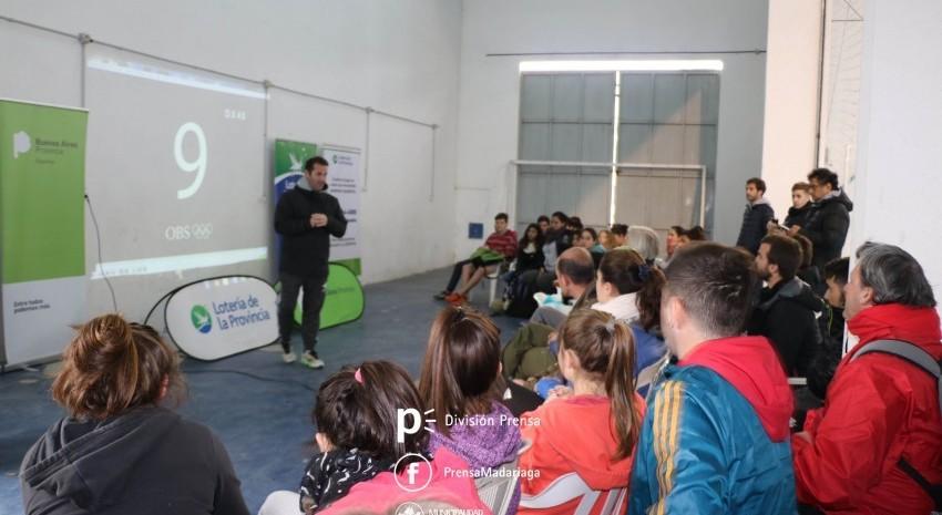 clinica de handball
