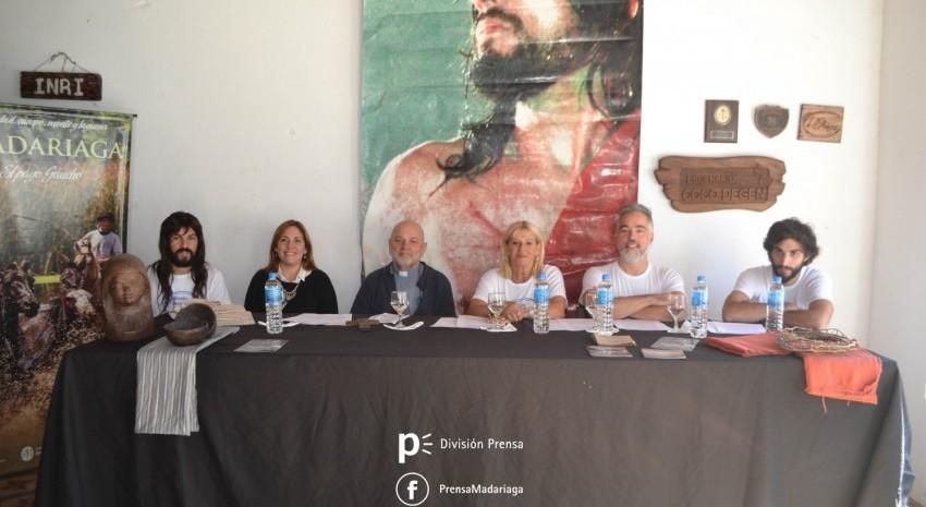 Presentaron oficialmente La Pasión Según San Juan 2019