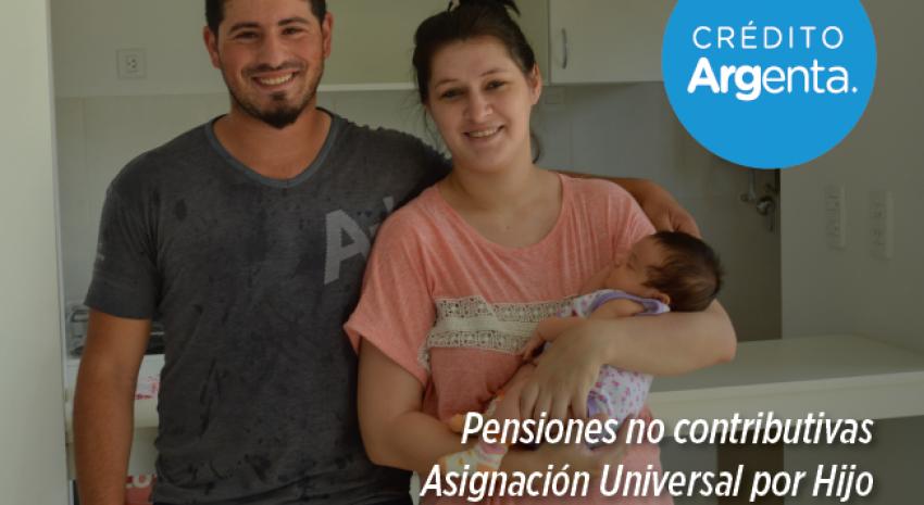Créditos ARGENTA