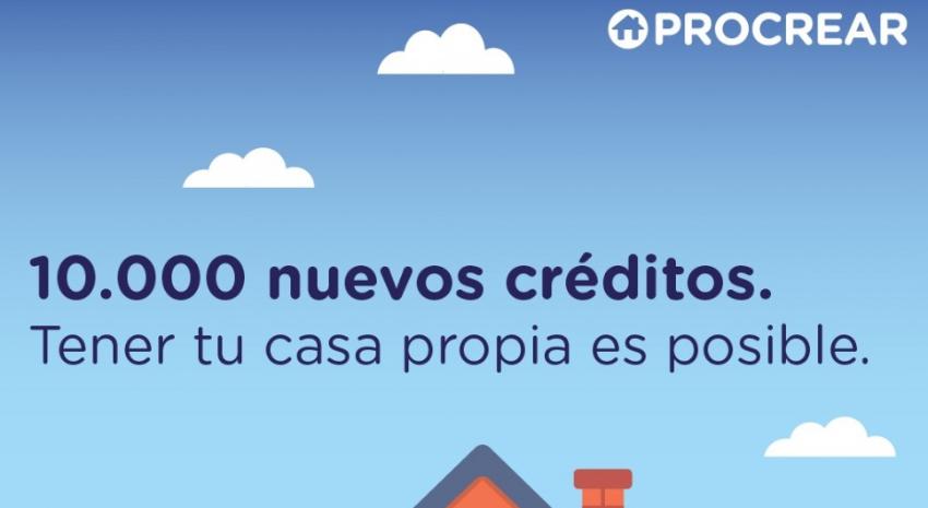 creditos procrear