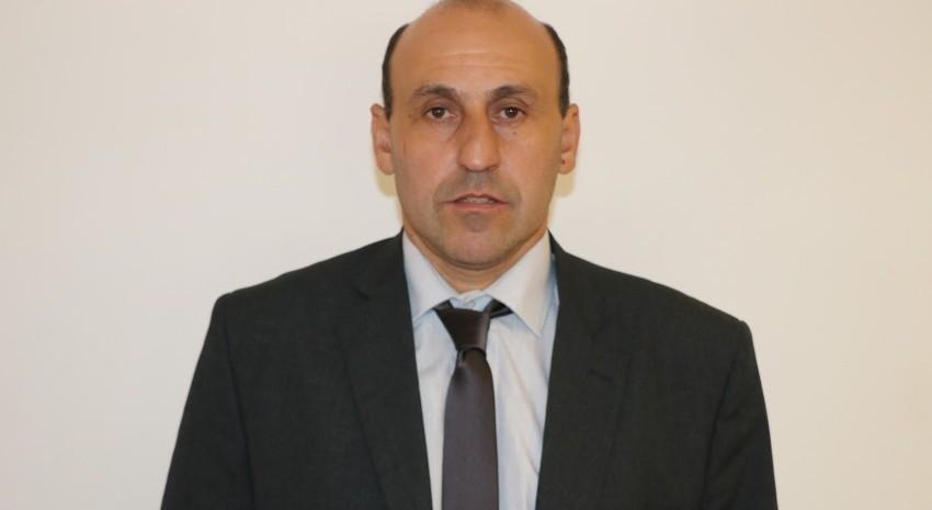 Daniel Pereyra secretario de seguridad