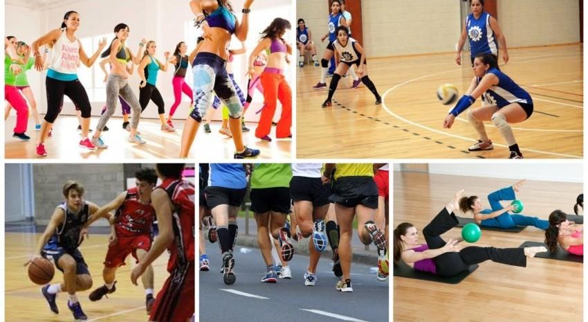Hoy comienzan las actividades municipales deportivas