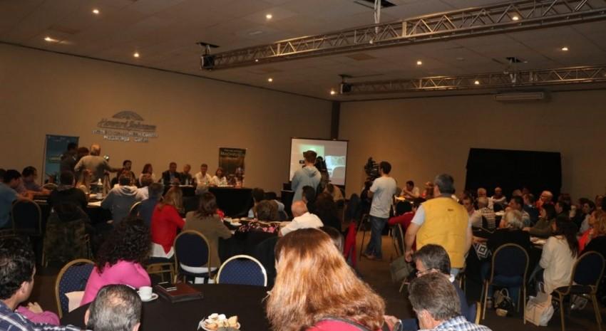 Gran acompañamiento regional en el encuentro que busca generar oportunidades empresariales y turísticas