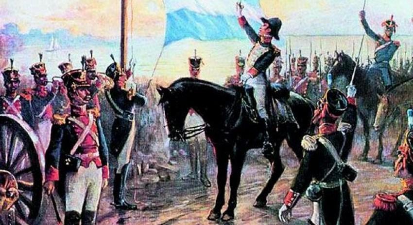 El Día Que Belgrano Escondió La Bandera