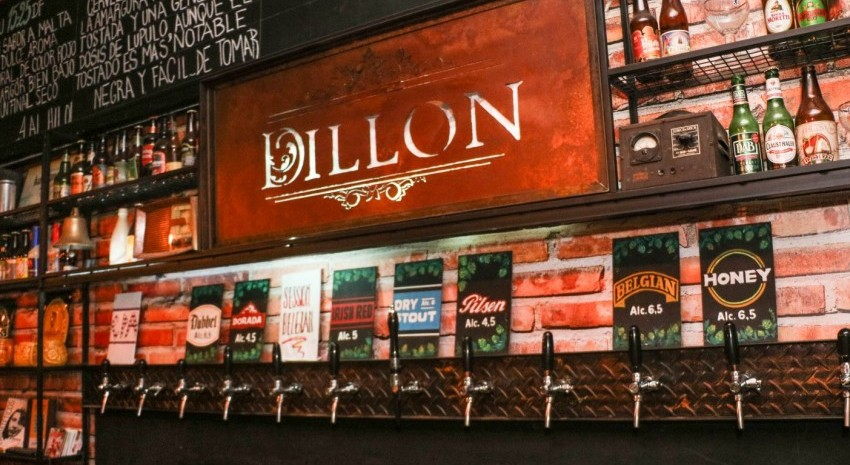 Mañana se realizará la visita guiada a la fábrica de cerveza Dillon