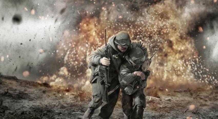 el soldado argentino