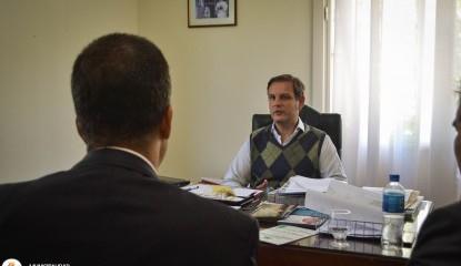 El Banco Provincia se comprometió a brindar líneas de crédito a los municipales y a colocar dos nuevos cajeros