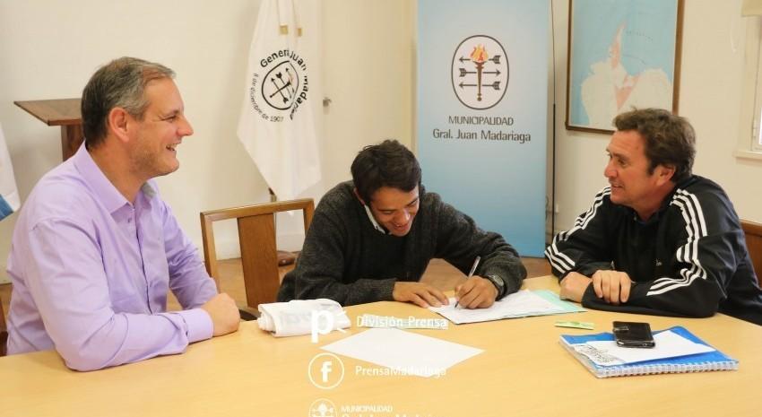 El madariaguense Sandro Cáceres será parte de los 42 K en Río de Janeiro