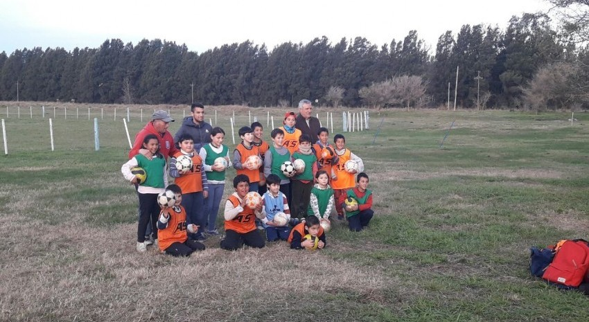 escuela de futbol macedo