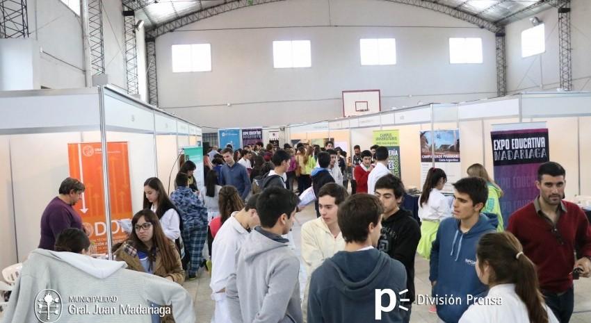 Balb�n: �La expo-educativa super� todas las expectativas�
