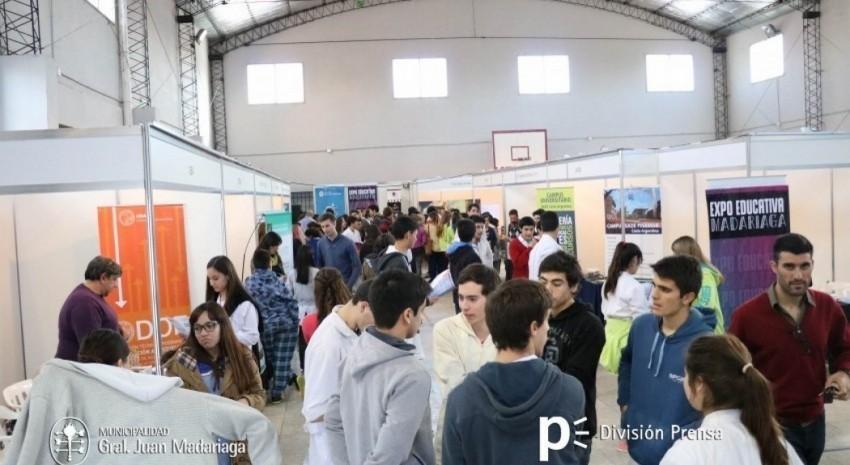Este jueves se realizará la 8º edición de la Expo Educativa