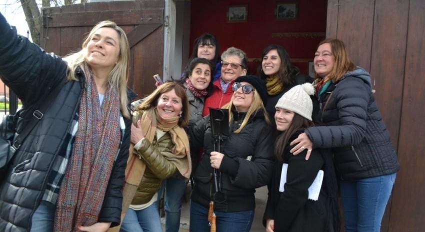 Los periodistas del Fam Tour conocieron distintas actividades del casc
