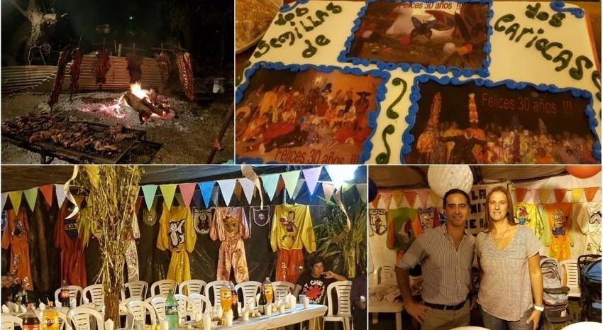 festejo semillas del carioca
