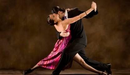 Festival de tango por el d�a de los enamorados
