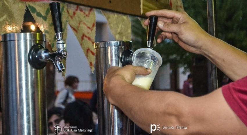 La Fiesta de la Cerveza Artesanal convoc� a m�s de 1500 personas