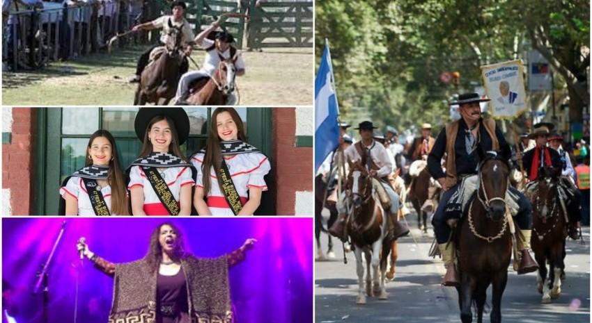 fiesta nacional del gaucho