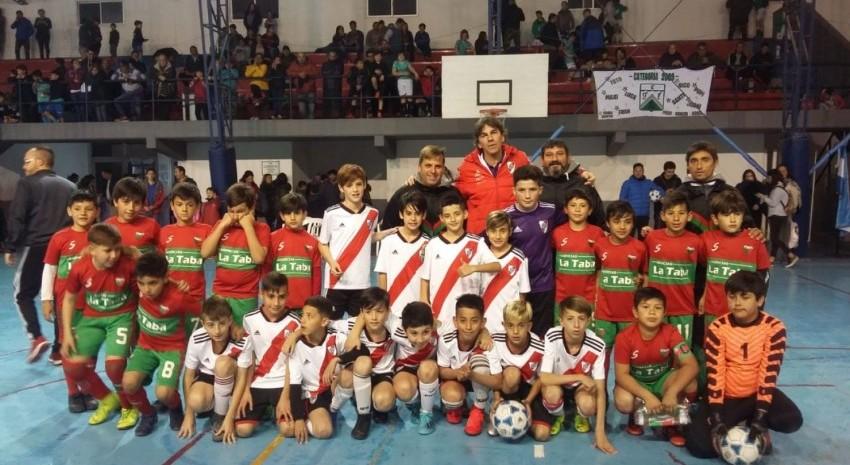 Comenzó a disputarse el Torneo de Futsal