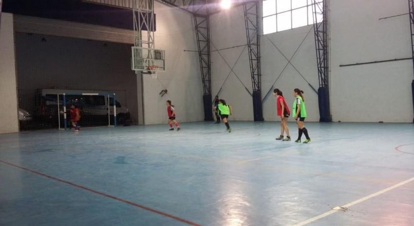 Juegos Bonaerenses: Se disputó la etapa local de fútbol femenino