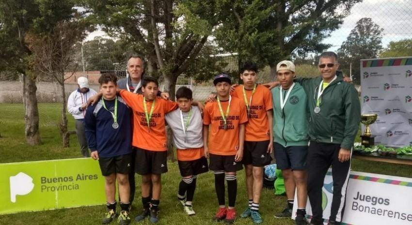 Torneos Bonaerenses: Madariaga no pudo con Lobos y se quedó con la medalla plateada en Fútbol Reducido PCD Sub 16