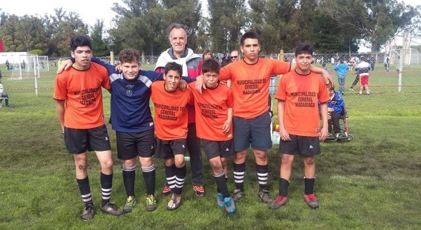 Madariaga logró ganar la primera ronda en Ajedrez, Futbol Especial y Burako