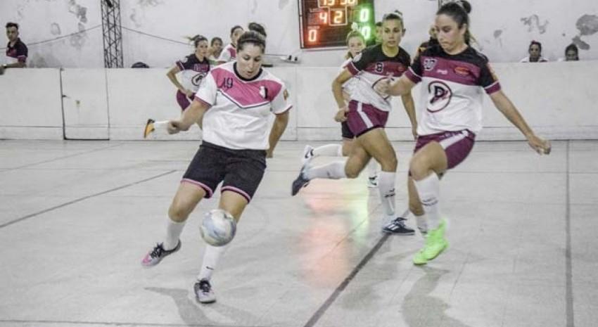 Se viene la Copa Regional de Futsal Femenino