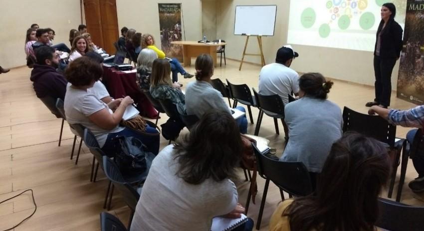 Inició ayer el taller intensivo en gestión de redes sociales
