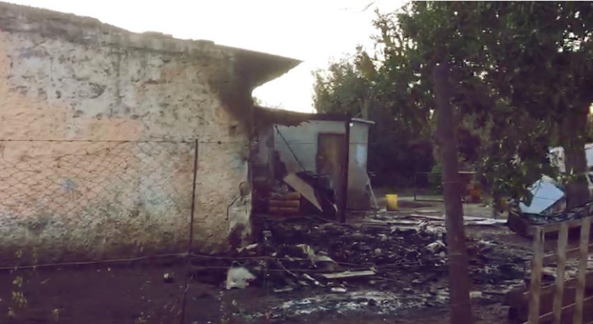incendio en barrio belgrano