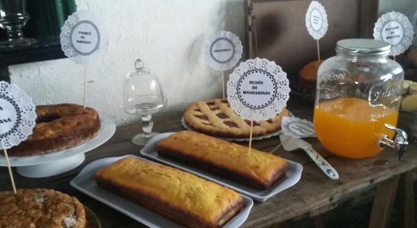 Comenzaron las tardes de té en el Paraje Juancho