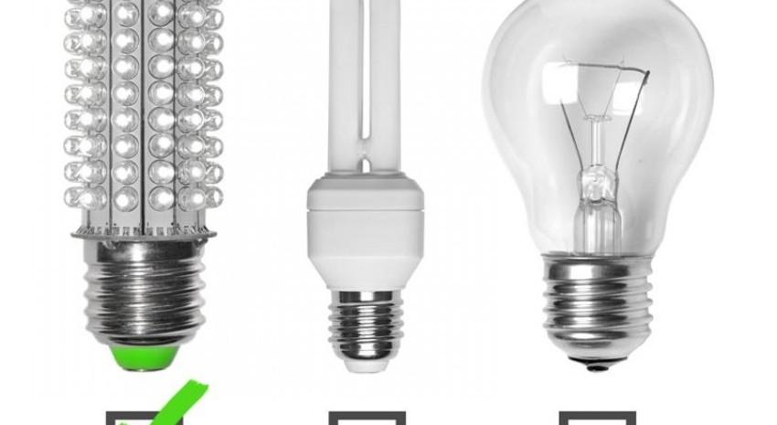 lampara de led