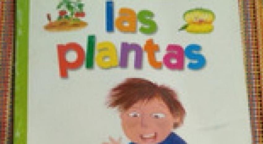 """Libro """"Las Plantas"""""""