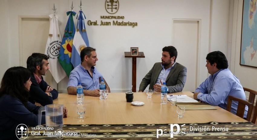 Lucas Delfino y Esteban Santoro - General Juan Madariaga