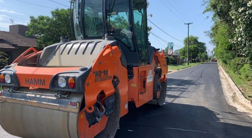 maquina asfalto