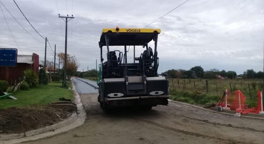 maquinaria asfalto