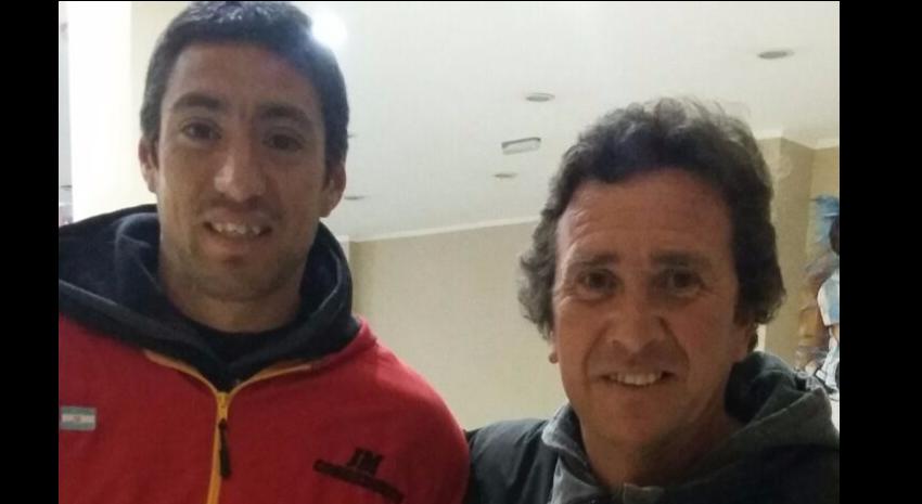 Entregaron ayuda econ�mica a Marcelo Michia