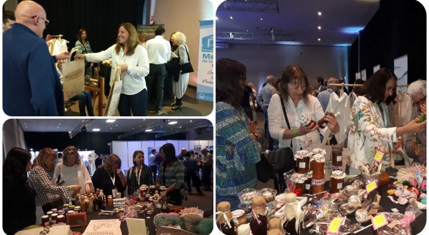 Productos y el turismo local se promocionaron durante el Congreso de Q
